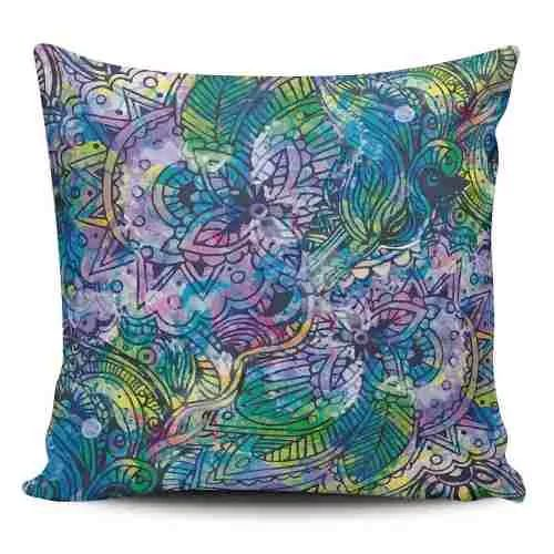 Cojin Decorativo Tayrona Store Mandala 115 - $ 44.900