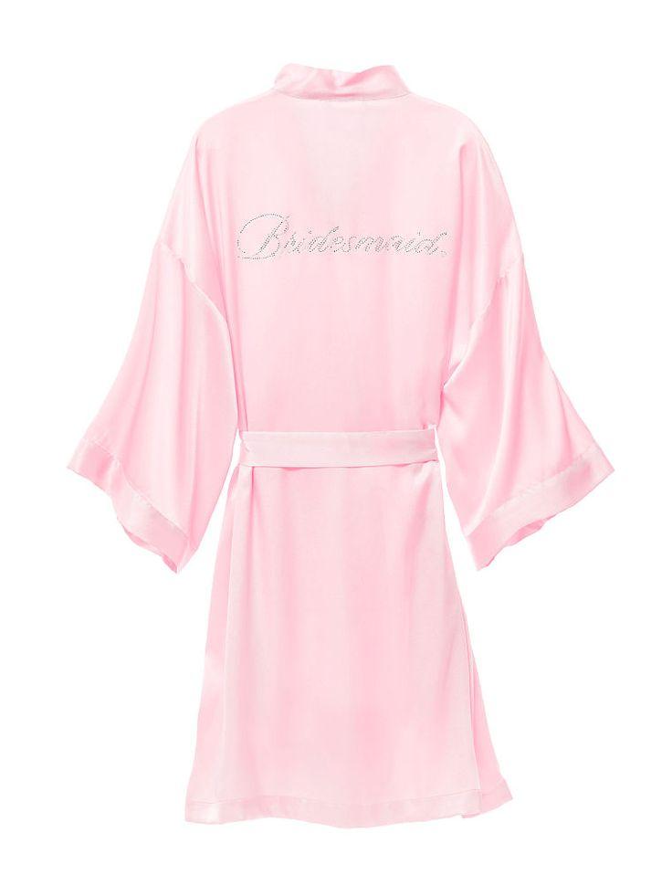 Apr 2015: Bridal Robe $69.50 - Sexy Little Things - Victoria's Secret