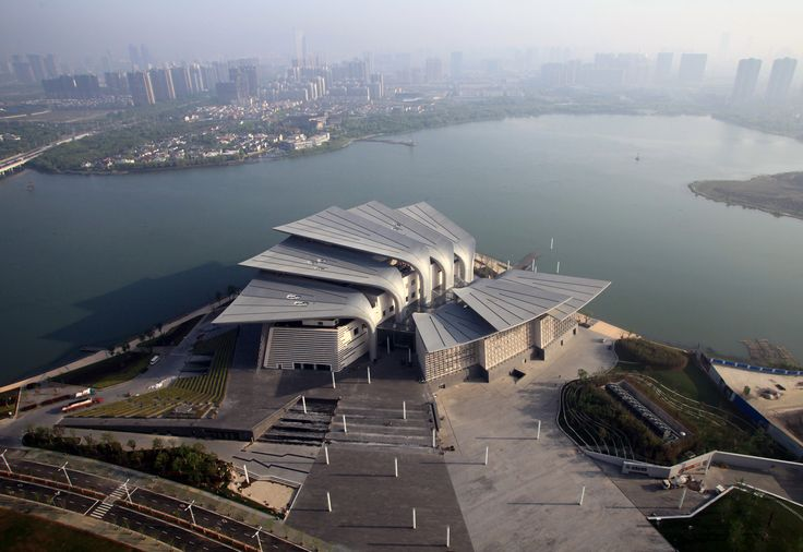 Wuxi Grand Theatre / PES-Architects