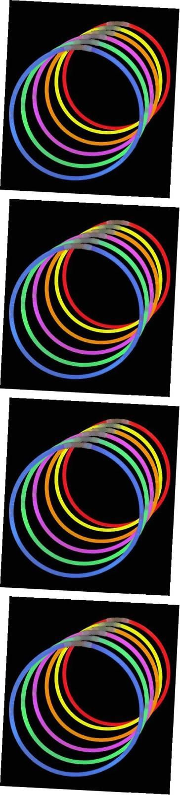 Glow Sticks 51019: 22 Brand Glow Stick Necklaces Assorted Mixed Colors (50 Necklaces) -> BUY IT NOW ONLY: $30.57 on eBay!