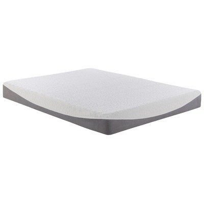 """Eco Lux Gel 8"""" Memory Foam Mattress Size: Twin XL by Boyd's. $470.99. IMGECO108TXL Size: Twin XL The Eco Lux GEL 8"""" Memory Foam mattress provides both comfort and support. The memory foam is enhanced with cooling MicroTec Gel, providing targeted contouring support while sleeping cooler than traditional memory foam. The foam is manufactured in a sealed chamber, using pressure rather than chemicals. Harmful VOCs are contained and prevented from being released. Multiple cut ..."""