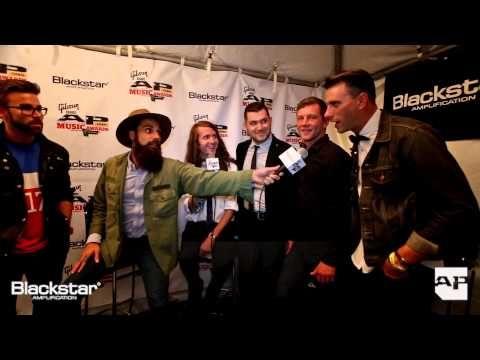APMAs Blackstar Artist Lounge: Mayday Parade interviewed by Jason Butler of letlive. - YouTube