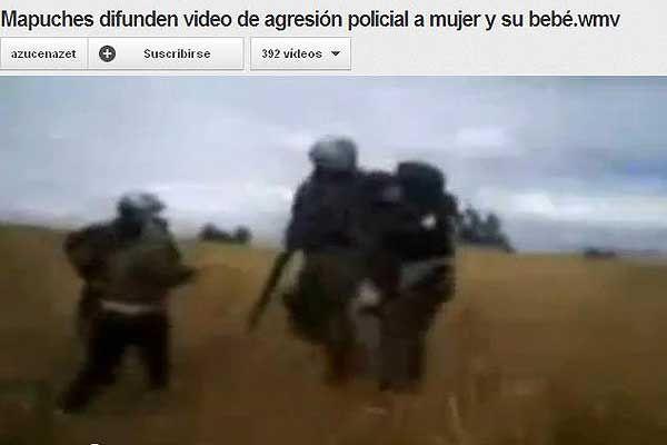 Hechos violentos en contra de la comunidad mapuche José Jineo en la comuna de Padre Las Casas.