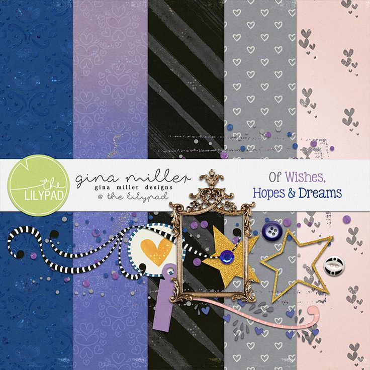 Gina Miller Designs Digital Scrapbooking Freebie DSD                                                                                                                                                                                 More