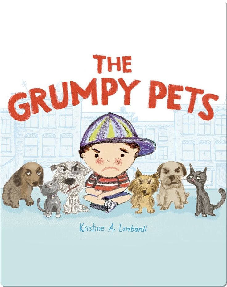 Read The Grumpy Pets on Epic in 2020 Best children books