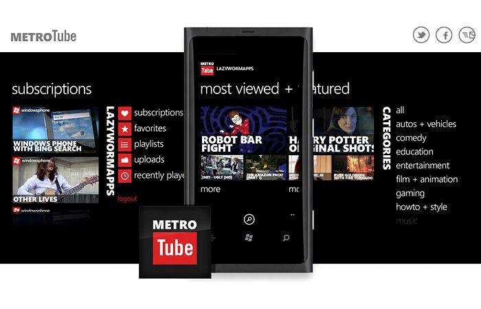 Конкуренция между Google и Microsoft нарастает: блокирована разработка приложений YouTube для Windows Phone