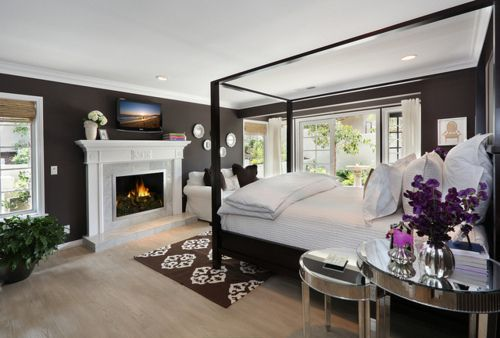 Beautiful master bedroom decadense pinterest for Gorgeous master bedrooms