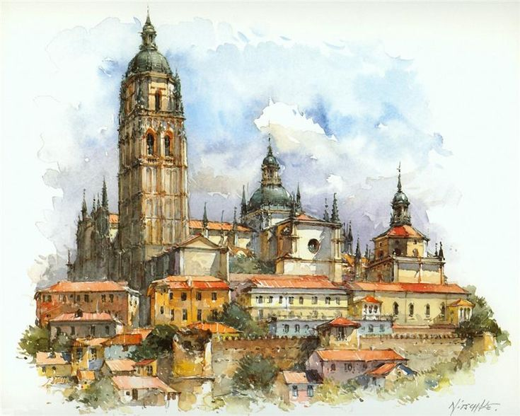 Segovia-Spain.