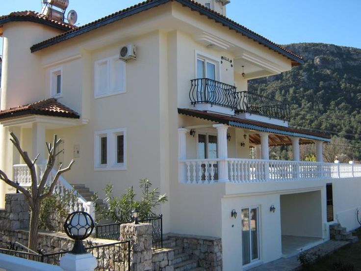6 Bedroom Villa in Yesiluzumlu to rent from £400 pw, with a private pool. Also with Solarium, balcony/terrace, air con, TV and DVD.