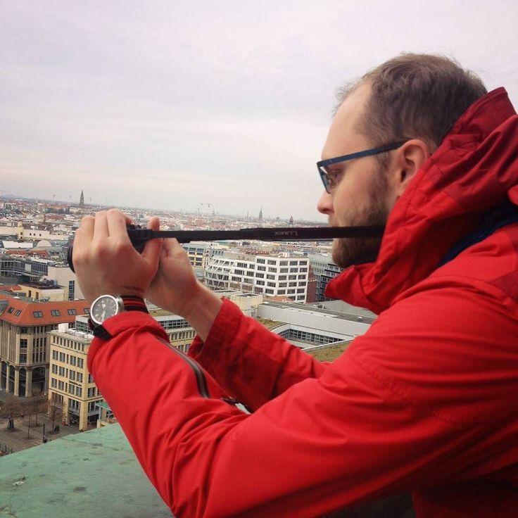 Výhled z budovy Berliner Dom nejvýznamější budovy německé protestantské církve je opravdu nádherný. #seiko #hodinky #watch_the_food #watch #posliseikodal @seikowatchczech #berlin #berlinerdom #travel #cestovani #travelling #dnescestujeme #instatravel #sbatuzkem #instalikes