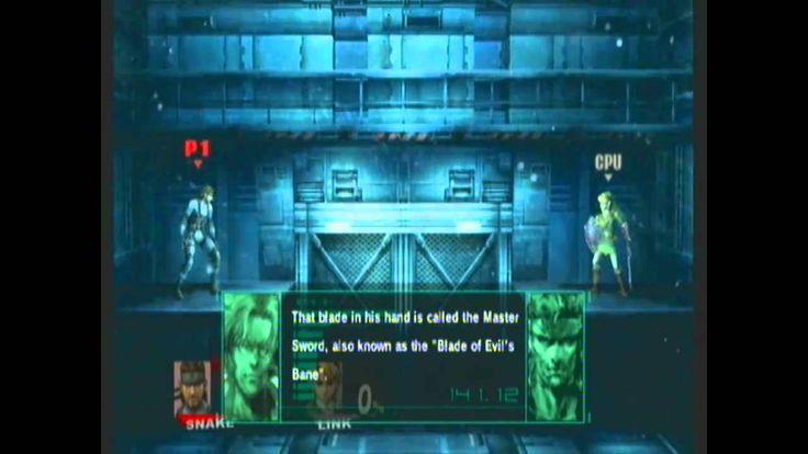 Super Smash Bros Brawl: All Snake's Codec Conversations (1/3)