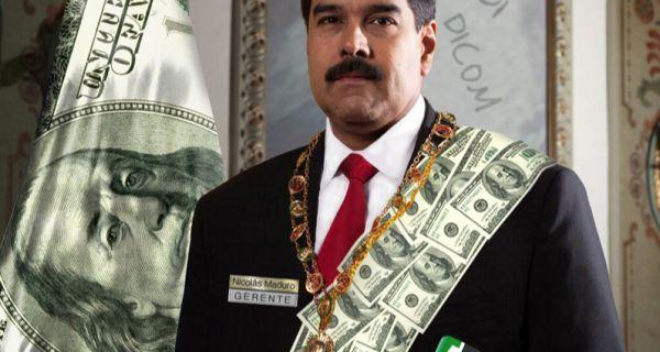 ¡GRACIAS AL INCAPAZ DE MIRAFLORES! José Guerra: El papel del Banco Central de Venezuela lo está ejerciendo Dolar Today