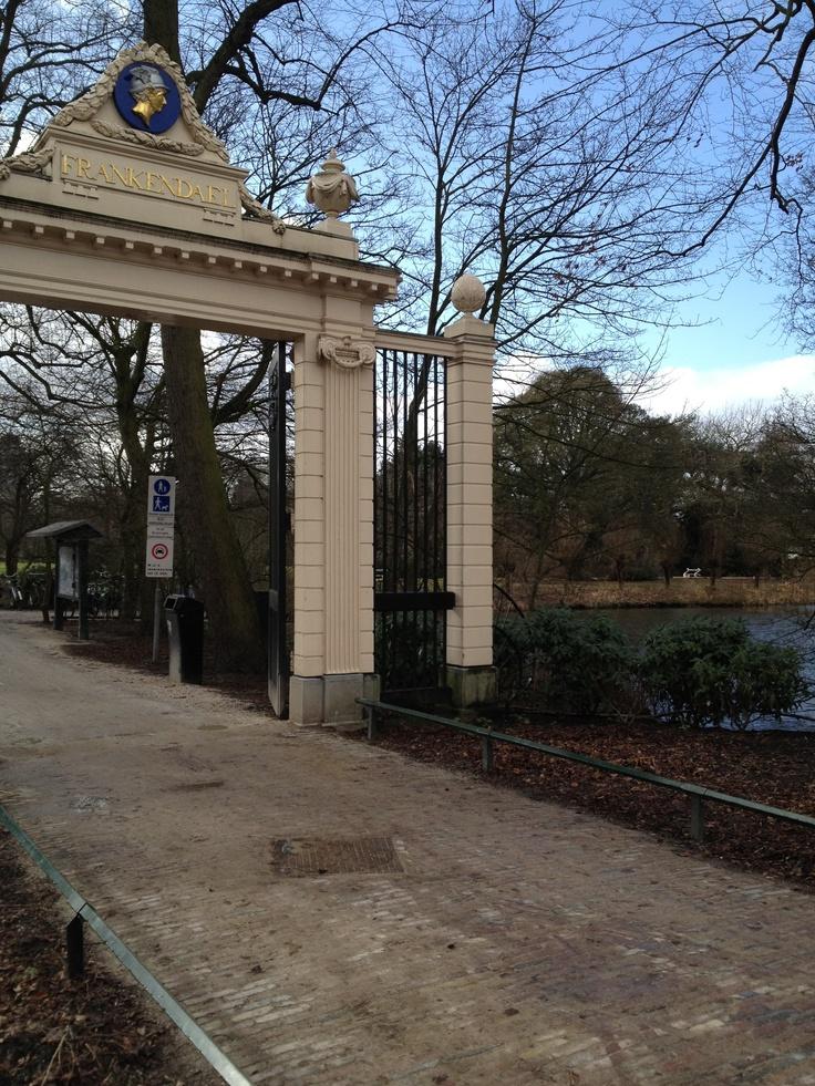 Frankendael, Amsterdam Oost-Watergraafsmeer, the area where I was born