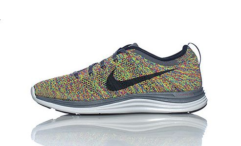 Nike Flyknit Lunar 1 Multicolor Available Now | Kix and the City