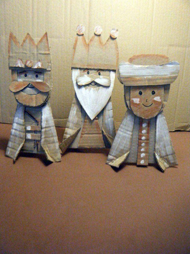 Reyes de cartón
