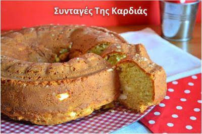 ΣΥΝΤΑΓΕΣ ΤΗΣ ΚΑΡΔΙΑΣ: Αλμυρό κέικ με φέτα - feta cheese cake