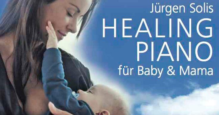 CD HEALING PIANO MAMA & BABY - eat pray relax  space - Auszeit-Zentrum für Frauen