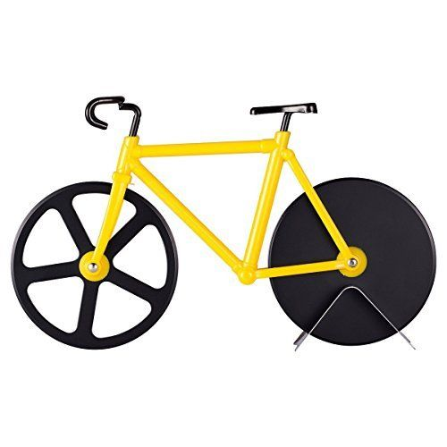 Cortador de pizza bicicleta