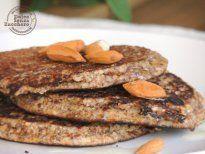 Pancakes di Farina di Mandorle (Senza Glutine) è una ricetta a basso indice glicemico, senza latticini e senza graminacee.