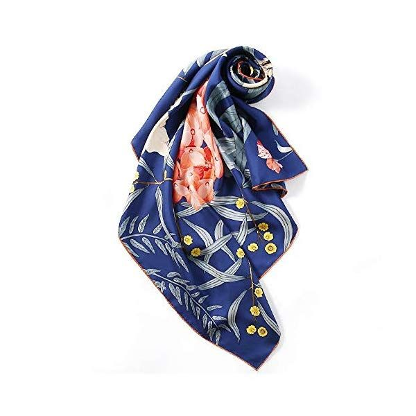 Jeelow Silk Scarfs For Women Mulberry Twill Scarves Square 36in For Hair Buy Scarves And Wraps Womens Scarves Buy Scarf Mulberry Fabric