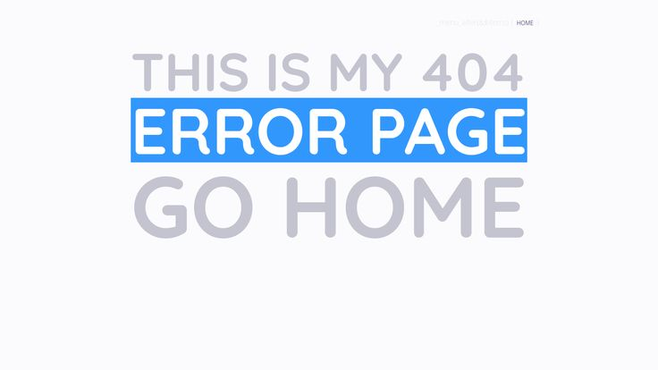 A custom 404 error page for my personal website.