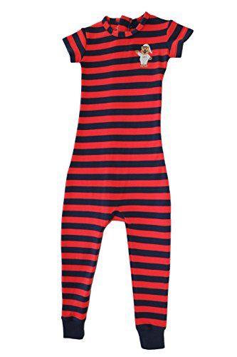 Little Keeper Sleeper Unisex Size 18-24mo-14 Short Sleeve...
