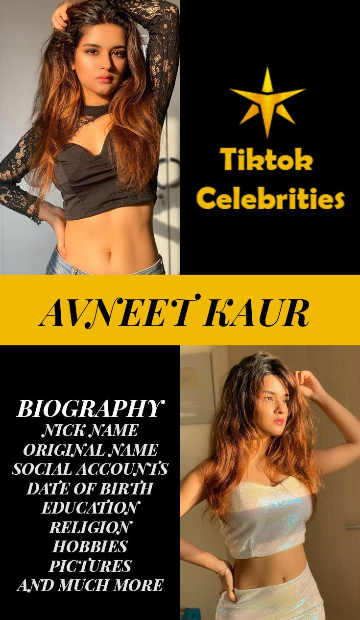 Avneet Kaur Biography Celebrities Birth Education