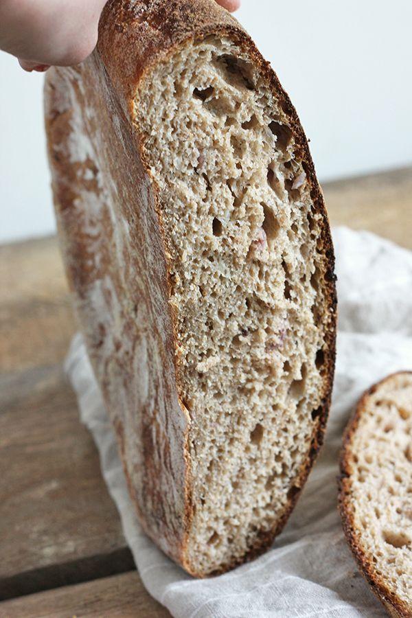 Chleb ruski na zakwasie