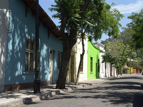 Calles de color