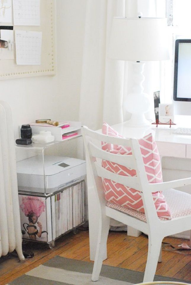 9 POPS OF PINK TO TRY office design 10 MODERN HOME OFFICE DESIGN IDEAS 3429ca72dbe5f5a28c8fda13408755ea