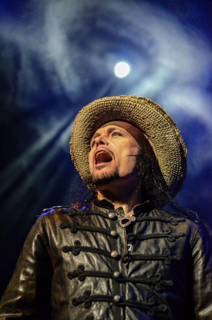 Adam Ant live at the Masonic in San Francisco – Hard Rock presents Revolutions Per Minute