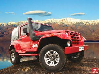 Jeep Jipes & Off-Road: Troller T4
