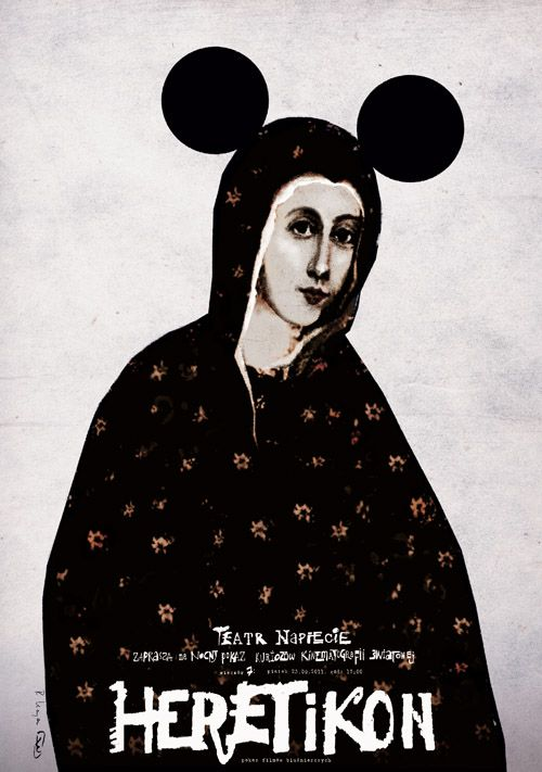 Hereticon, Polish Poster