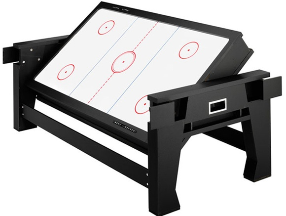 Atomic Game Choice 2 In 1 Pool / Air Hockey Table. 2 Great Games In