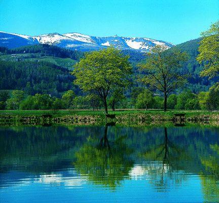 I want to go here in Poland! Jelenia Gora.