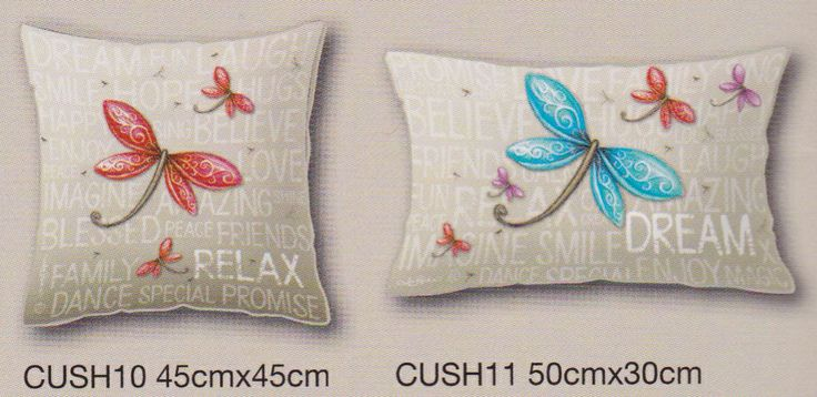 Pillows - Includes inserts