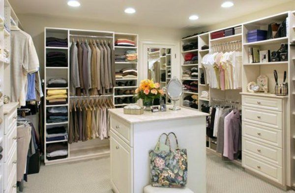 Begehbaren Kleiderschrank Ordnungssysteme ~ Kreative Ideen für ...