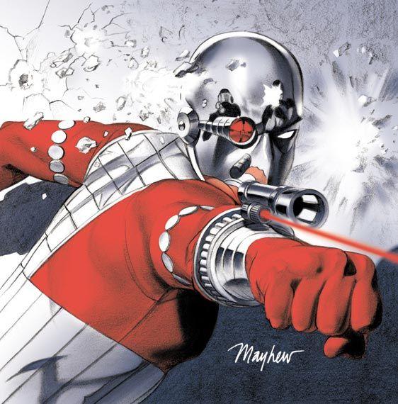 Deadshot by Mike Mayhew