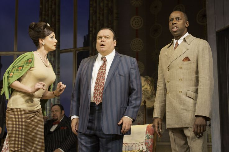One Man, Two Guvnors, one hilarious show!