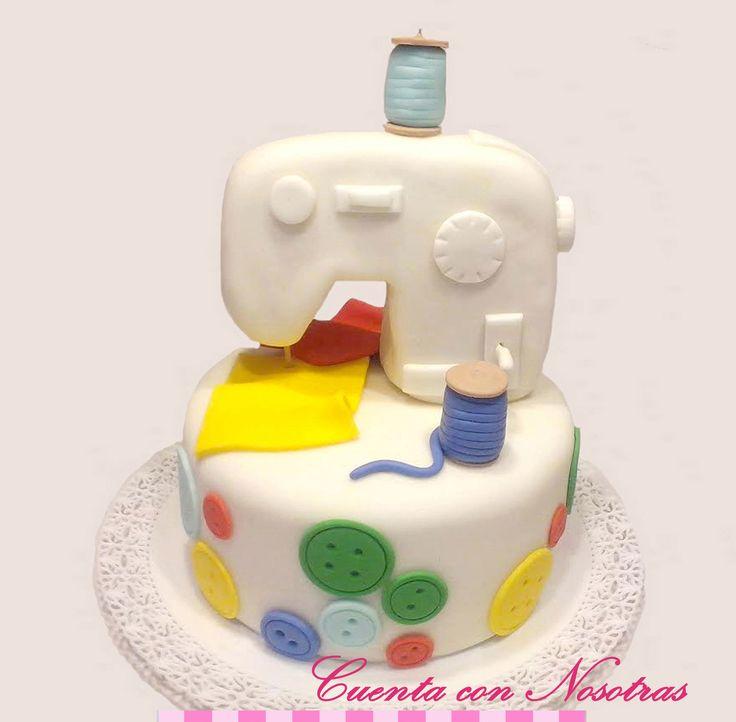 Torta Maquina de Coser
