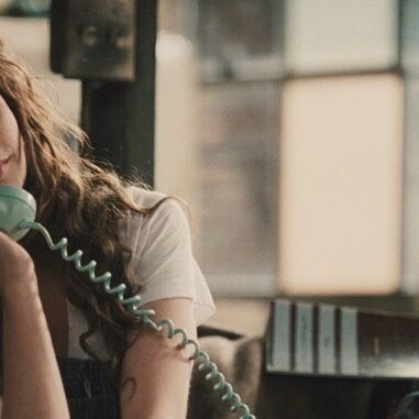 "Mallory// I sit at your house, debating on whether or not to call you. Finally I pick up the phone. ""Carl?"""