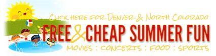 Free Denver events, family-friendly events, Denver things to do – Denver Bargains™