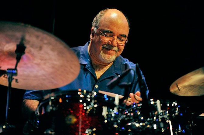 Legendary Peter Erskine