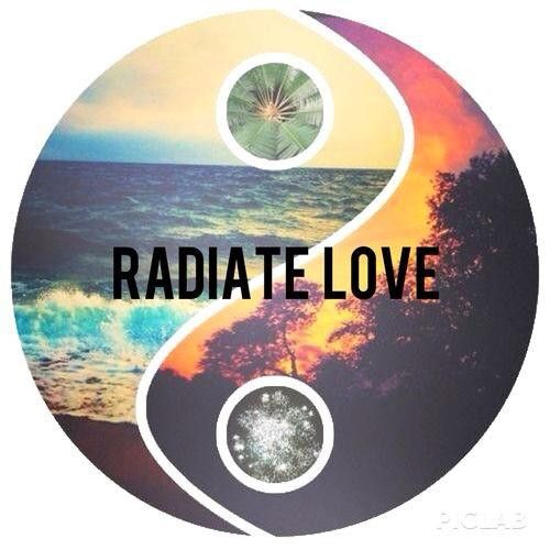 MONDAY MANTRA: RADIATE LOVE   Spiritual Gangster