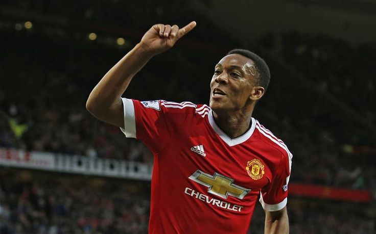Who will win the Premier League's Golden Boot this season? Anthony Martial. 30 percent of voters agree with me.