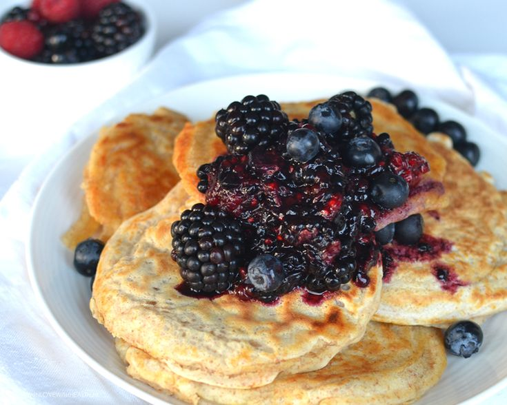 Healthy pancakes - Fitgirlcode - Community for fit and healthy women ...