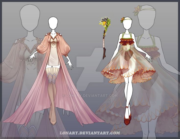 [Open] Design adopt_125-126 by Lonary.deviantart.com on @DeviantArt