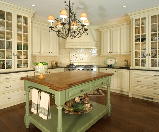 French Country Kitchen Cabinet Colors: 33 Best Images About Interiors: Country + Amish