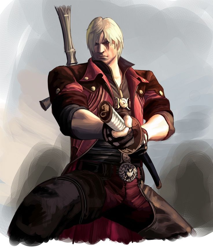 277 Best Devil May Cry Images On Pinterest