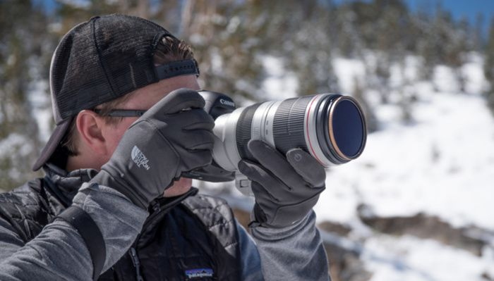 Polarpro Launches Professional Quartzline Filters Product Launch Professional Photography Tips